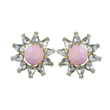 80R Empire Earrings (Pink)