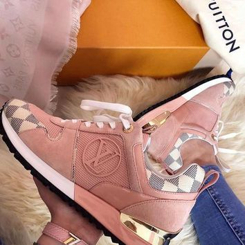 Louis Vuitton''LV woman Fashion casual shoes