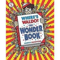 Where's Waldo? The Wonder Book (Reprint) (Paperback)