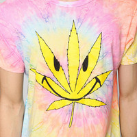 UNIF Happy Leaf Tee - Urban Outfitters