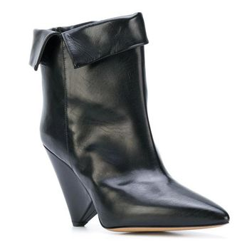 DCCKIN3 Isabel Marant Luliana Ankle Boots