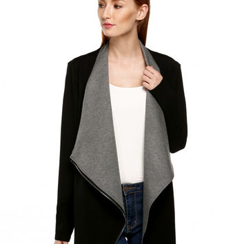 Waterfall Contrast Jacket