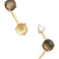 Nadri Stone Bar Ear Crawlers | Nordstrom