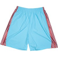 Big Tuna Shorts in Turquoise by Krass & Co.