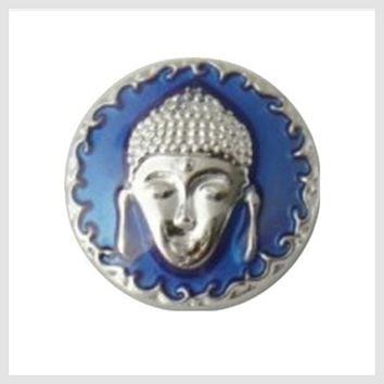 Blue Buddha 20 mm 3/4""