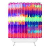 Holly Sharpe Indian Nights Shower Curtain