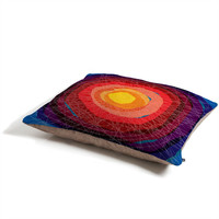 Raven Jumpo Tie Die Madness Pet Bed