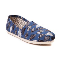 Womens TOMS Classic Cloud Casual Shoe