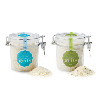 Artisan Stone Ground Grits | side dishes