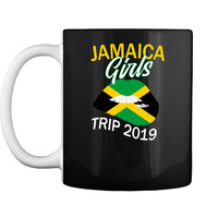 Jamaica Girls Trip 2019 T Shirt For Women Kids Mug