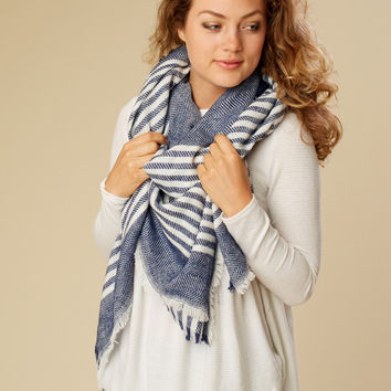 Altar'd State Preston Blanket Scarf - Scarves - Accessories