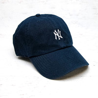 NY Yankees Base Runner 47' Clean Up Cap - Navy