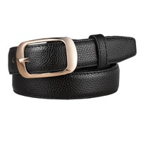 Buckle Women's Leather Belt