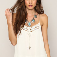 O'Neill Shania Woven Tank Top at PacSun.com