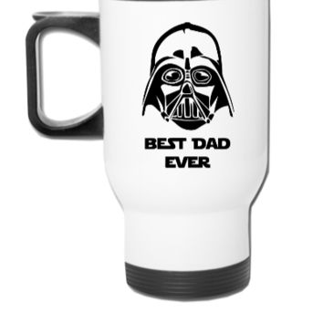 BEST DAD EVER STAR WARS - Travel Mug