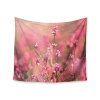"Robin Dickinson ""Its a Sweet Sweet Life"" Flowers Wall Tapestry"