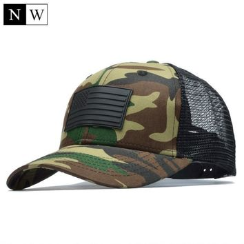 Trendy Winter Jacket [NORTHWOOD] Camo Mesh Baseball Cap Men Camouflage Bone Masculino Summer Hat Men Army Cap Trucker Snapback Hip Hop Dad Hat AT_92_12