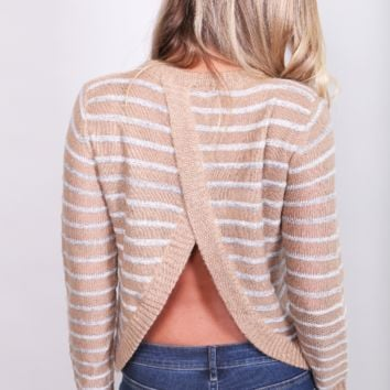 Stay Awhile Wool Sweater