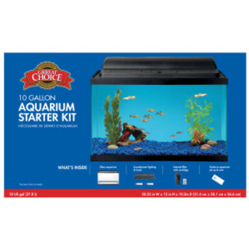Grreat Choice® Aquarium Starter Kit | Aquariums | PetSmart