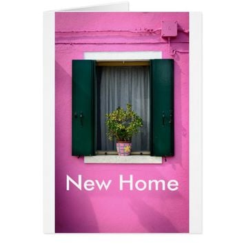 New Home - Feel Good Greeting Cards