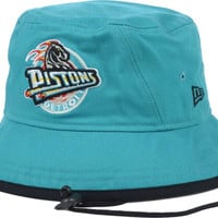 Detroit Pistons NBA Hardwood Classics Basic Tipped Bucket