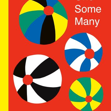 One Some Many Board book – September 12, 2006