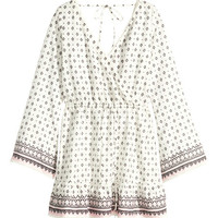 V-neck Tunic - from H&M