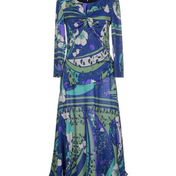 Emilio Pucci 3/4 Length Dress