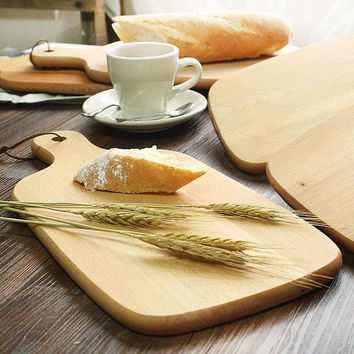 Bread Cutting Board