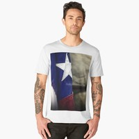 '04th of July, The Independence day' Men's Premium T-Shirt by hypnotzd