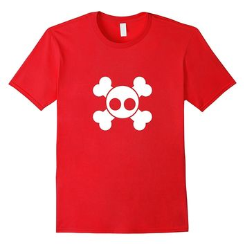 Skull and Crossbones Pirate Shirt for Kids
