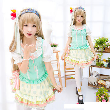 [Love Live] Minami Kotori Fairy Tale Series Cosplay Costume CP154406