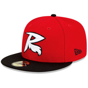 Richmond Flying Squirrels Authentic Alternate 1 Fitted Cap - MLB.com Shop