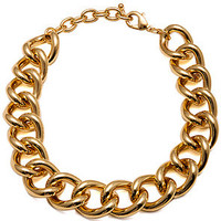 *Accessories Boutique The Athena Choker In Gold : Karmaloop.com - Global Concrete Culture