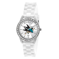 San Jose Sharks NHL Women's Frost Series Watch