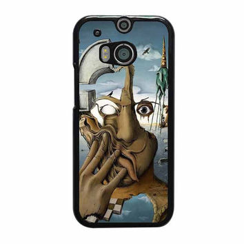 salvador art dali htc one cases m8 m9 xperia ipod touch nexus
