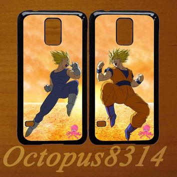 Saiyan,Best friends,in pair two pcs,samsung galaxy s5 case,samsung galaxy s4 ,galaxy S3 case.Samsung S3 mini,S4 mini,S4 active,Note 2 case