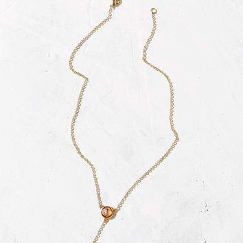 Cosmic Dust Drop Necklace - Urban Outfitters