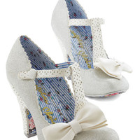 Irregular Choice Vintage Inspired Frost That Lovinb