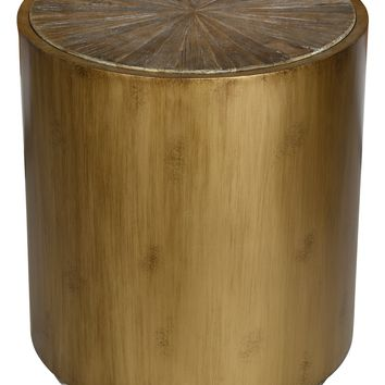 Classic Home Salem Reclaimed Elm End Table | Nordstrom