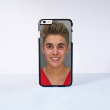 Justin Bieber Plastic Case Cover for Apple iPhone 6 Plus 4 4s 5 5s 5c 6