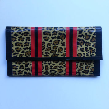Women's Duct Tape Wallet