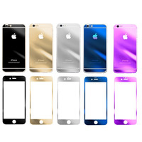 CHROME IPHONE PROTECTOR ALL COLORS
