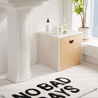 No Bad Days Bath Mat - Urban Outfitters
