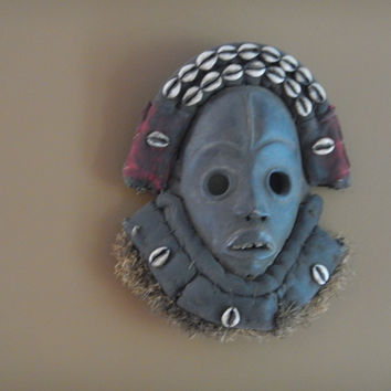 Ceremonial African Mask