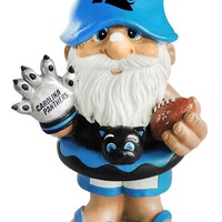 "Carolina Panthers Garden Gnome - 11"" Thematic - Second String"
