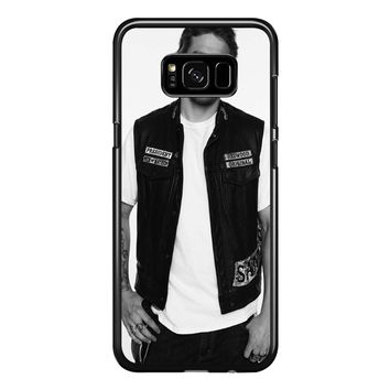 Soa Sons Of Anarchy Jax Teller Samsung Galaxy S8 Plus Case