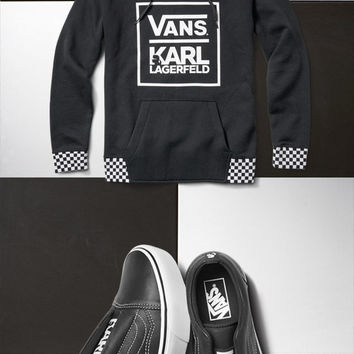 Karl Lagerfeld x Vans | The Latest Collaboration | Vans Official