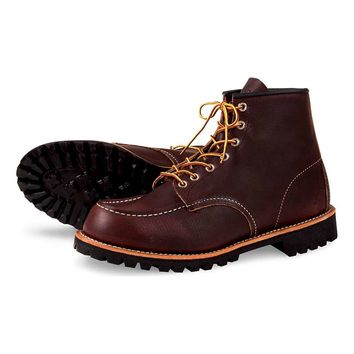 Red Wing Heritage 8146 6-Inch Moc Toe Boot - Men's