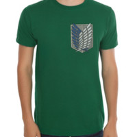 Attack On Titan Scout Regiment T-Shirt